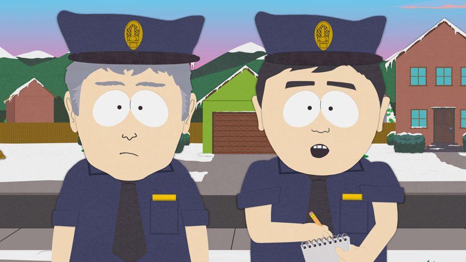 Парк шерифа проститутки южный серия про
