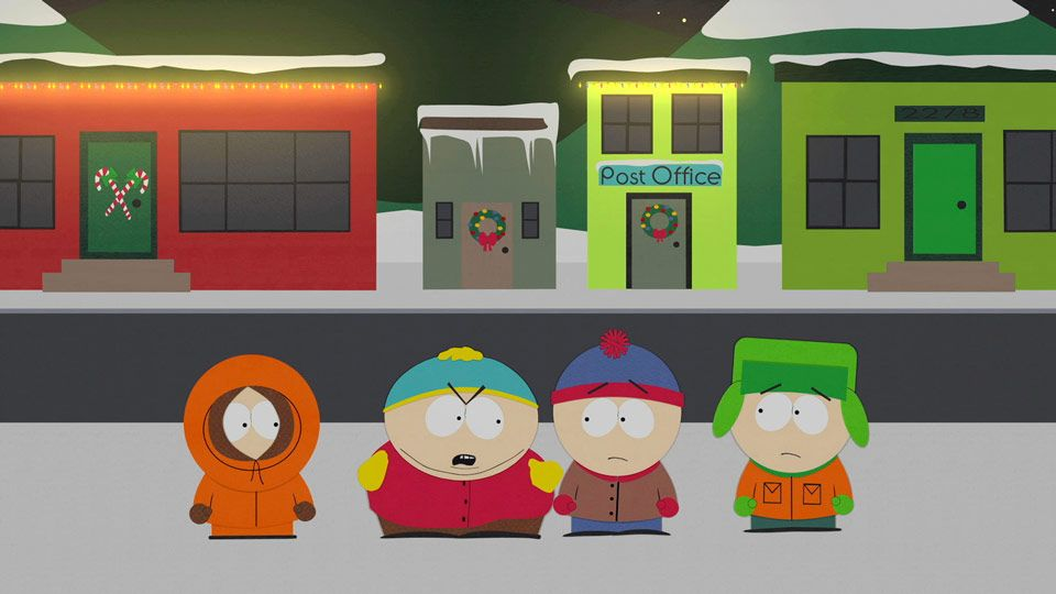 You F@#$ing Jews ruined Christmas AGAIN! - Video Clip | South Park ...