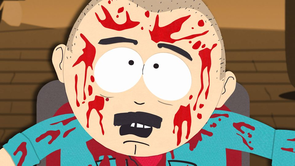South Park Bloody Mary